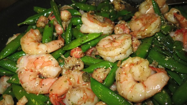 shrimps+and+snow+peas1