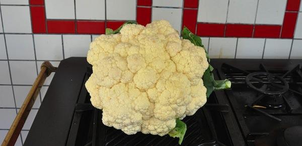 Holy Cauliflower