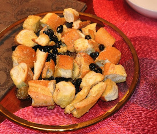 Pheasant Style Bread